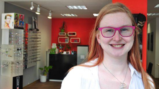 Ihre Brille erhalten Sie direkt von der Inhaberin Sabine Thomalka